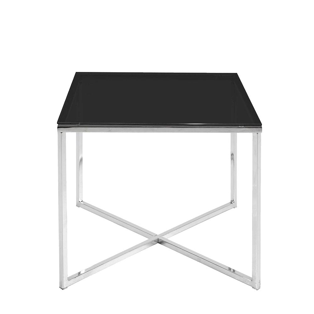 Konferenční stolek Claire hranatý, černá