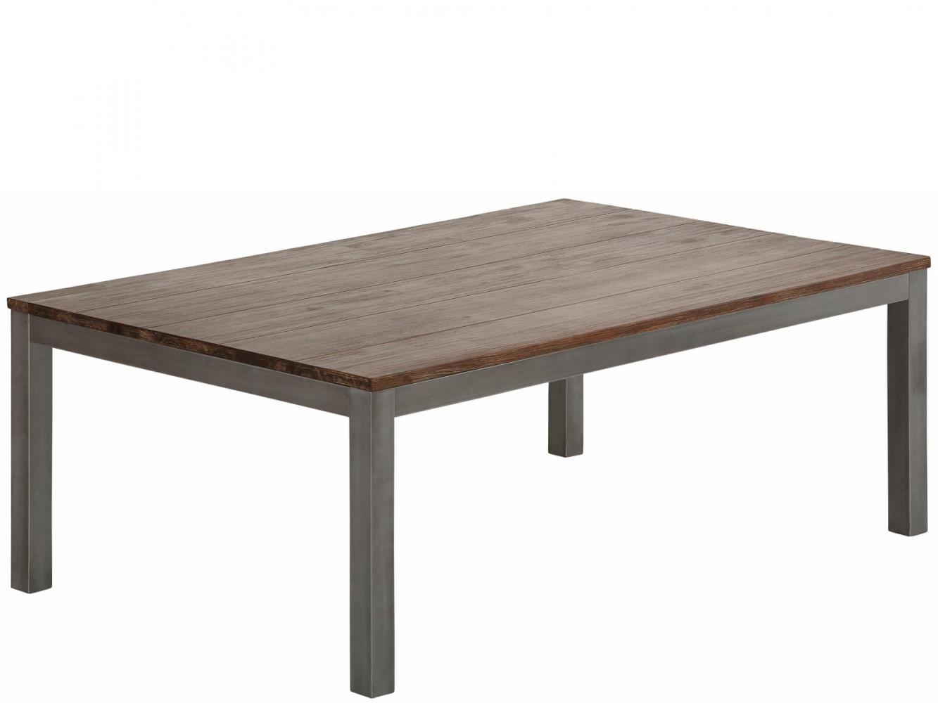 Konferenční stolek Conge, 110 cm, hnědá