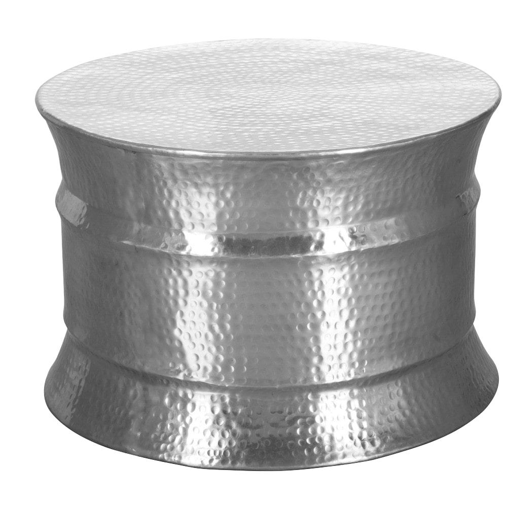 Konferenční stolek Gora, 62 cm, stříbrná