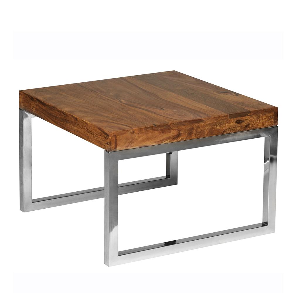 Konferenční stolek Guna, 60 cm, masiv Sheesham