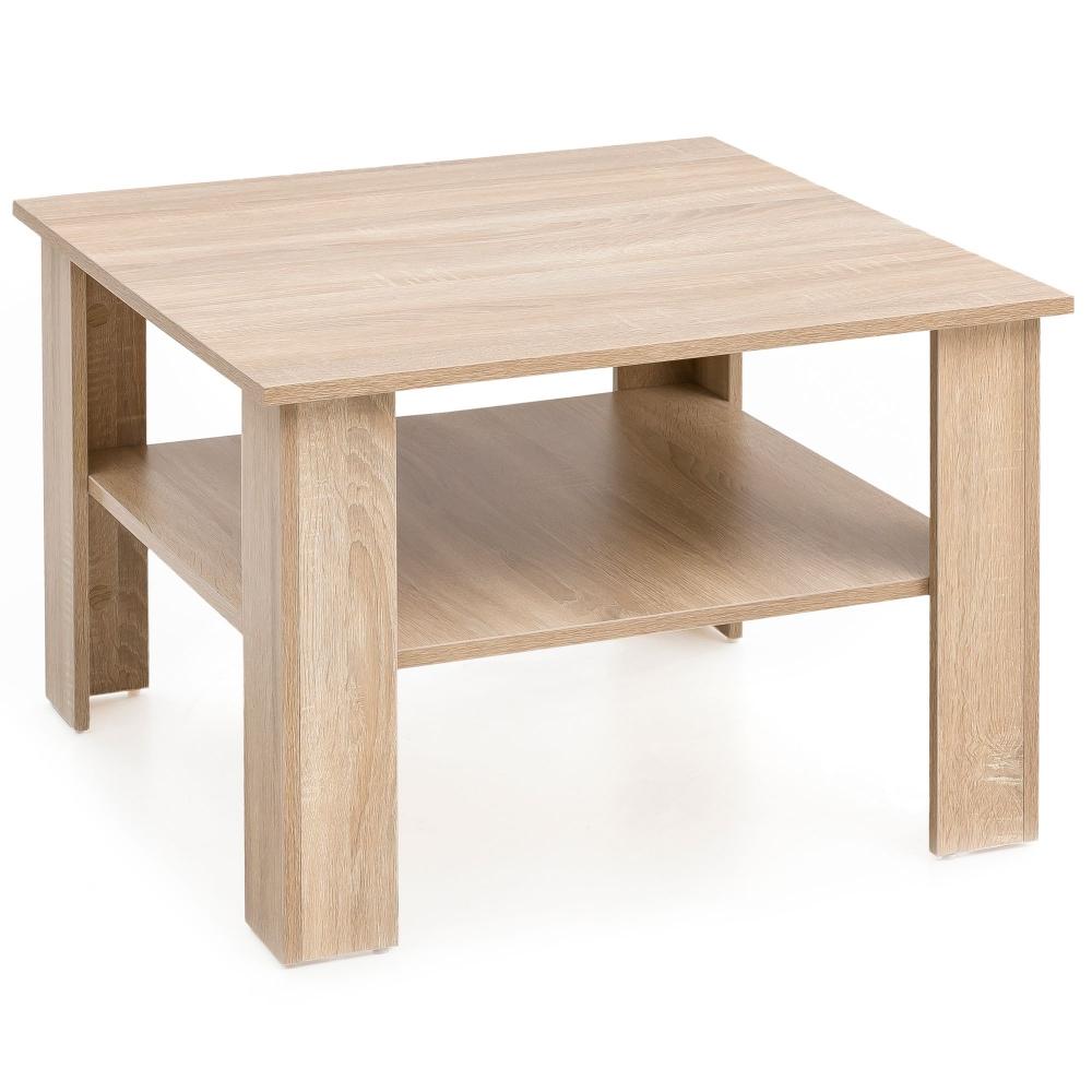 Konferenční stolek Ilja, 60 cm, dub