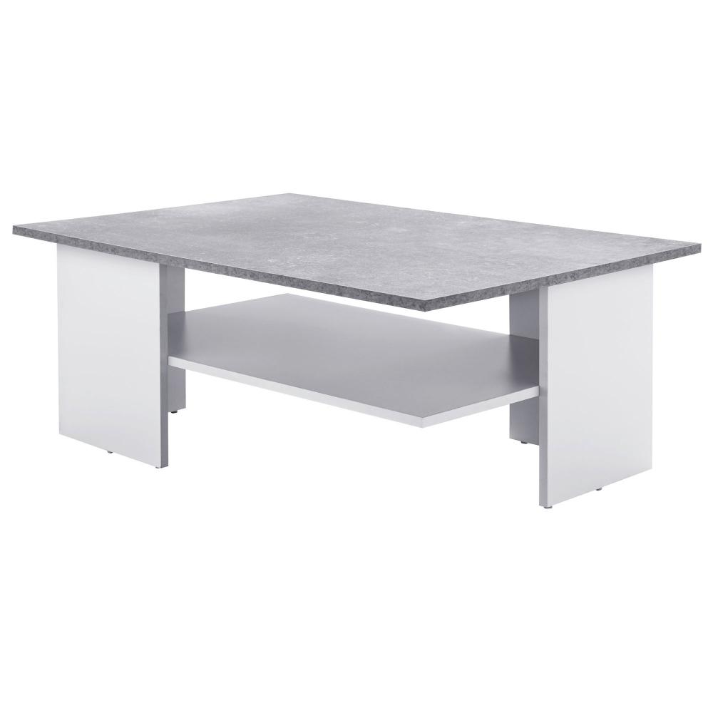 Konferenční stolek Jelly, 90 cm, šedá