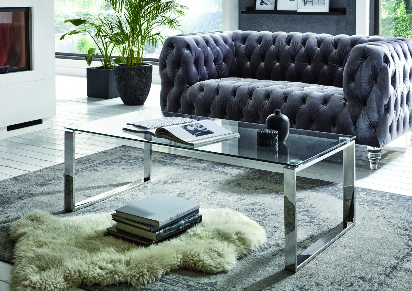 Konferenční stolek Kaja, 120 cm