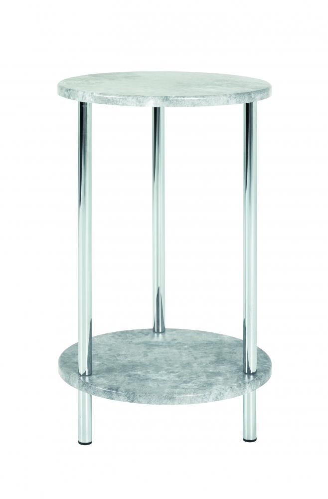 Konferenční stolek Keith, 50 cm, beton