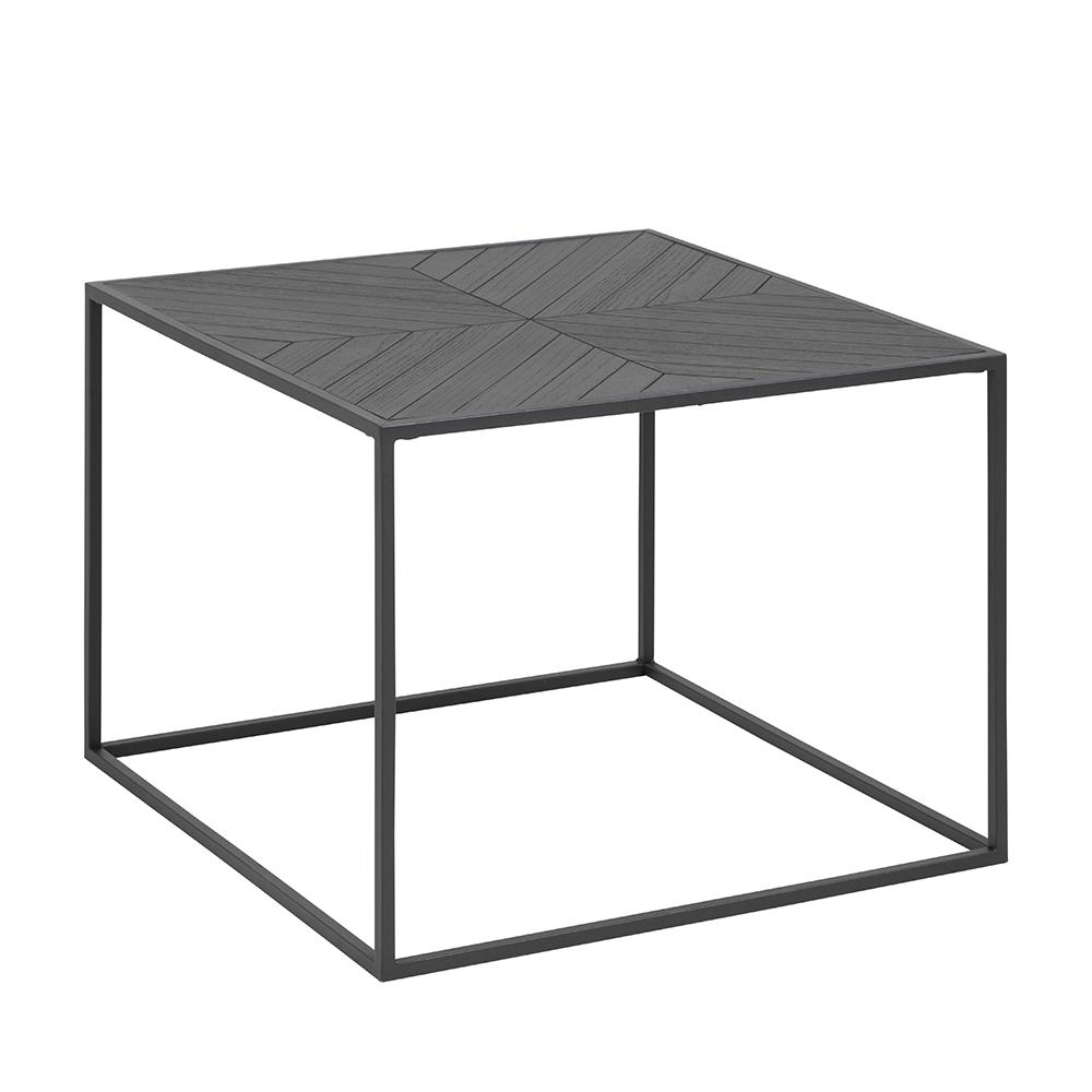 Konferenční stolek Kortez, 60 cm, černá