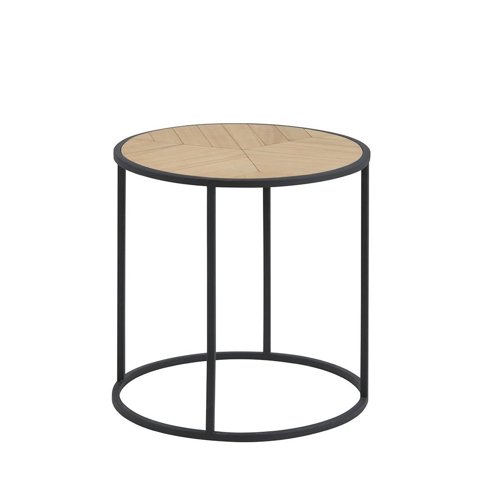 Konferenční stolek Kortez kulatý, 45 cm