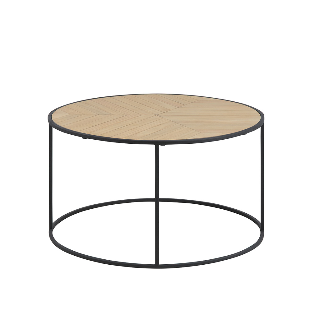 Konferenční stolek Kortez kulatý, 80 cm