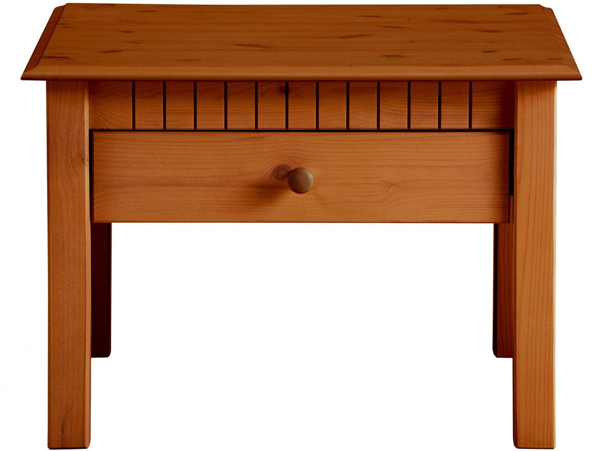 Konferenční stolek Linde, 110 cm, třešeň