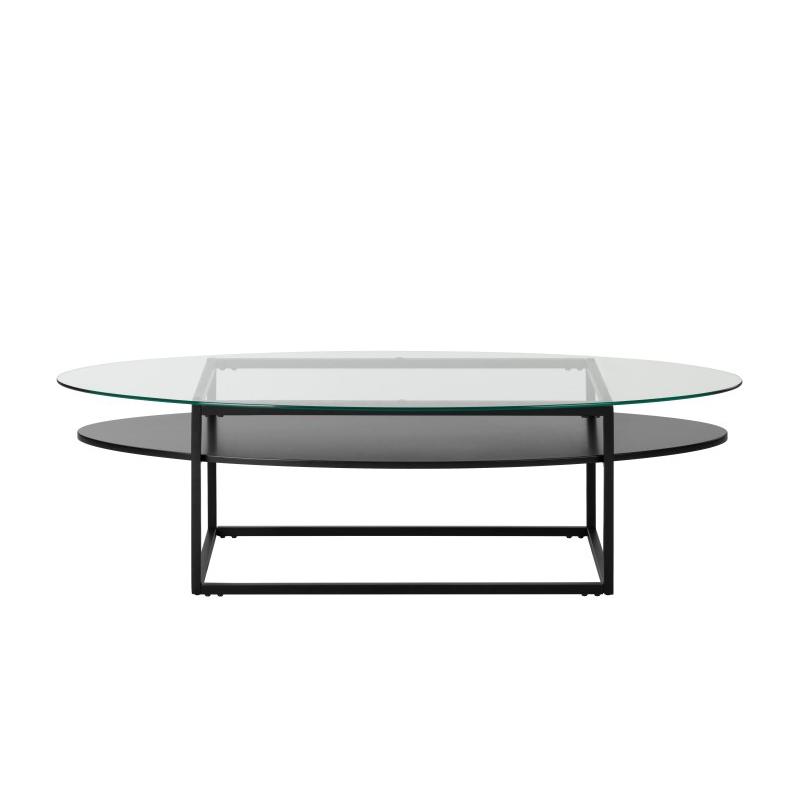 Konferenční stolek Locika oválný, 140 cm