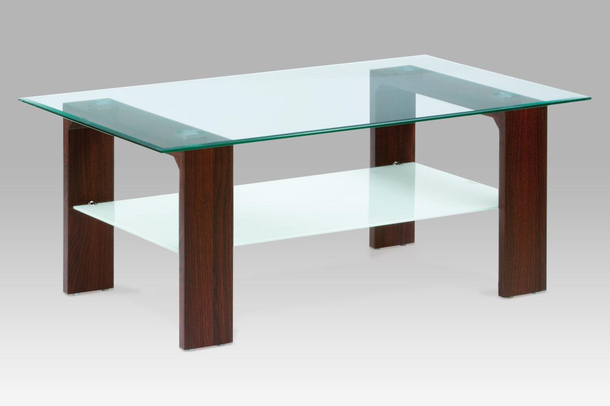 Konferenční stolek Max, 110 cm, ořech