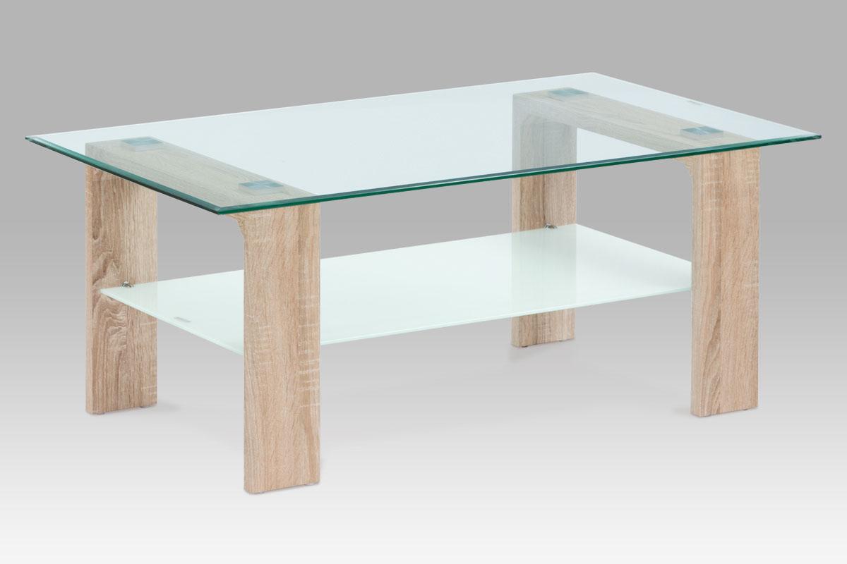 Konferenční stolek Max, 110 cm, Sonoma dub