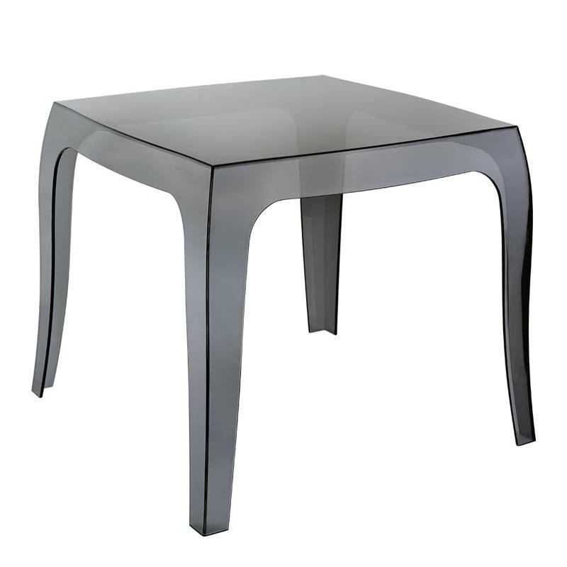 Konferenční stolek Prince, 50 cm černá