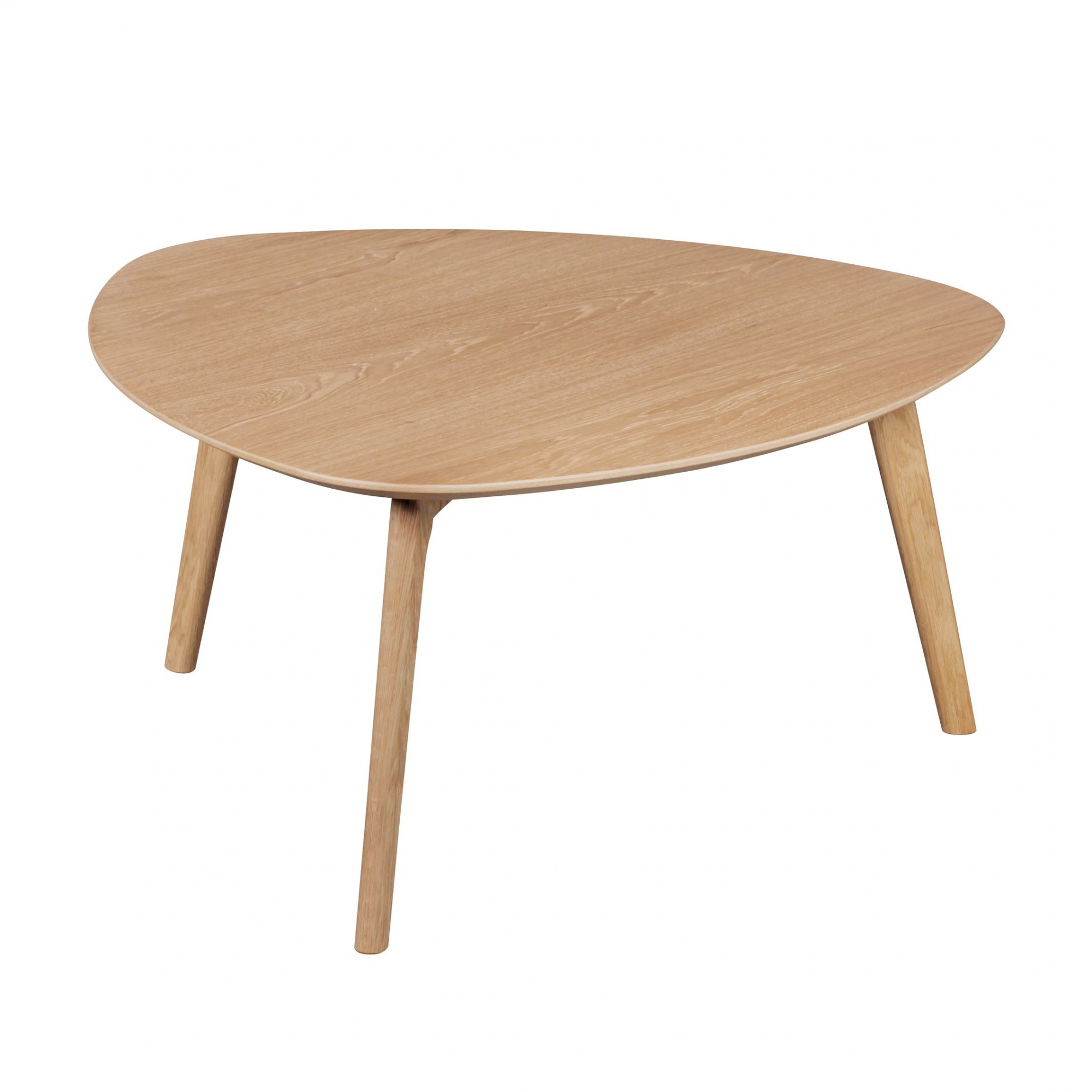 Konferenční stolek Skara, 80 cm, dub