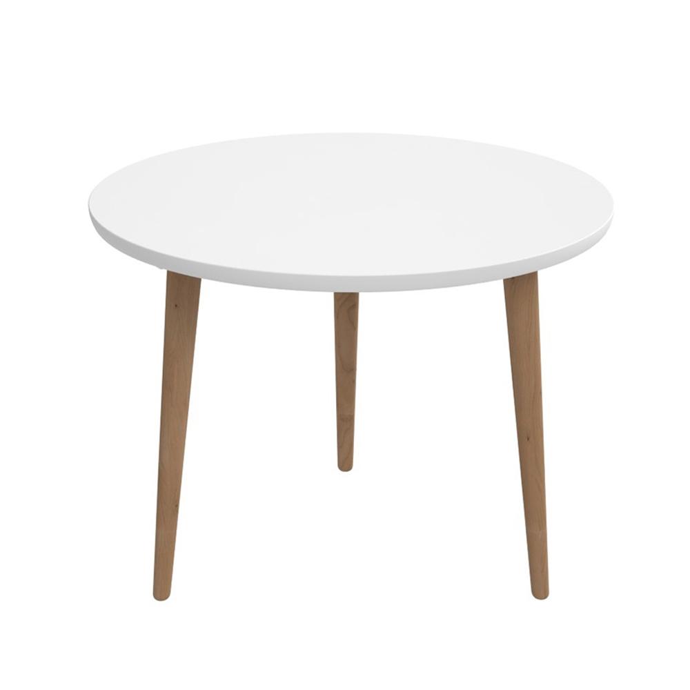 Konferenční stolek Tafel, 60 cm, bílá
