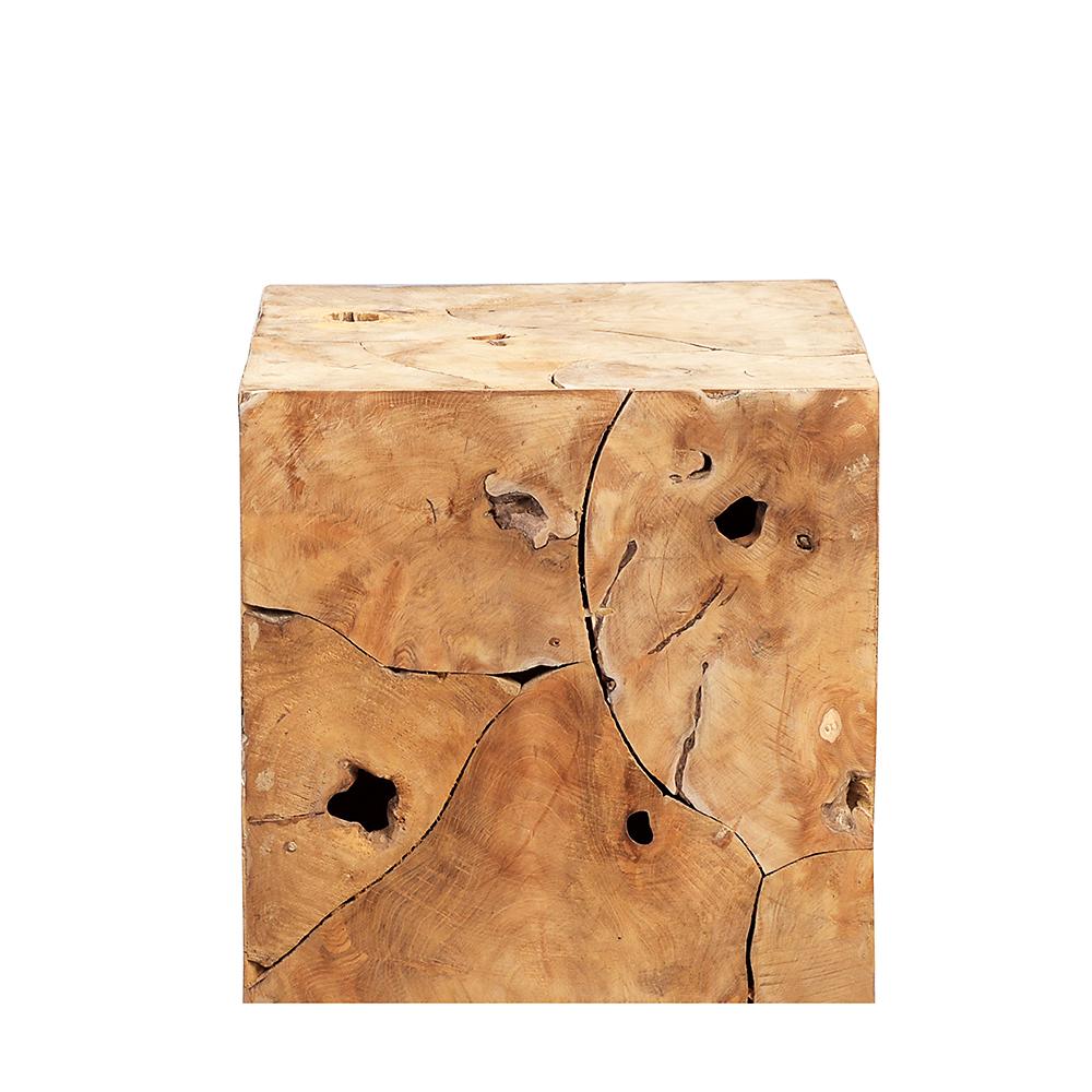 Konferenční stolek teakový Arco, 40 cm