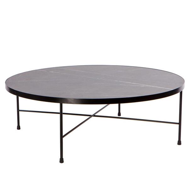 Konferenční stolek Treen, 90 cm, mramor