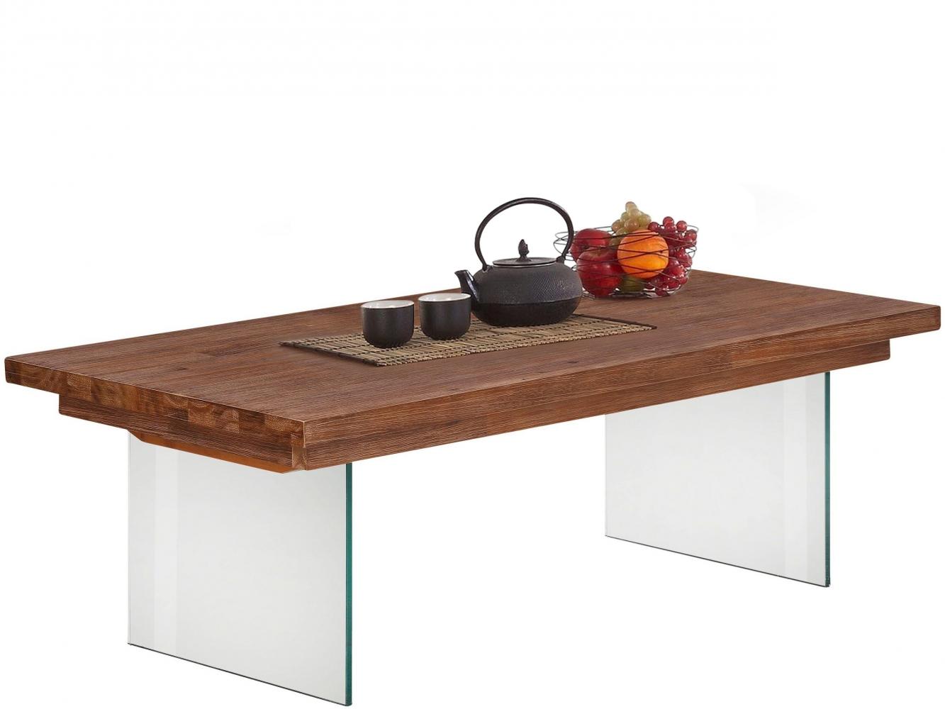 Konferenční stolek Vive, 120 cm, hnědá