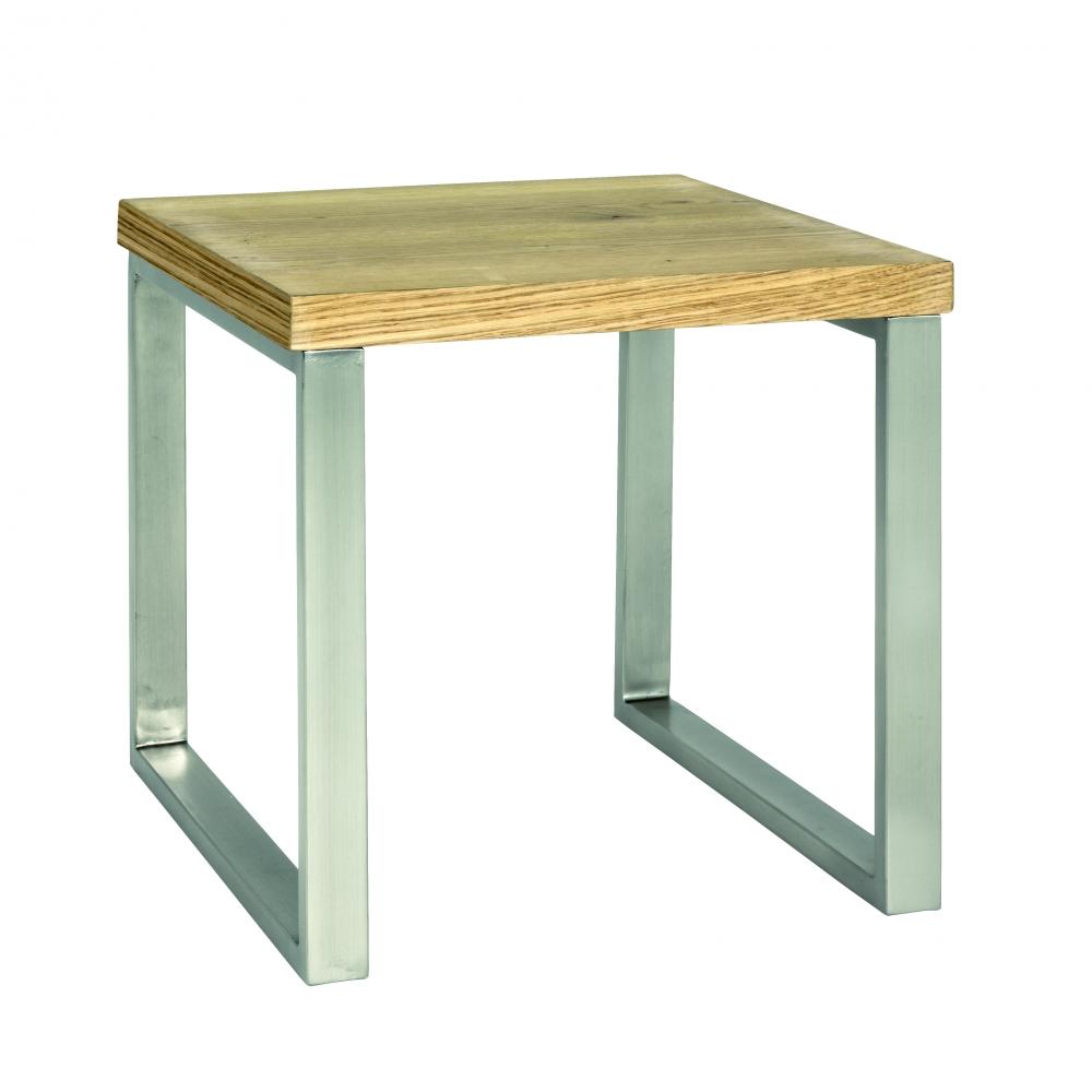 Konferenční stůl Logan, 45 cm, dub