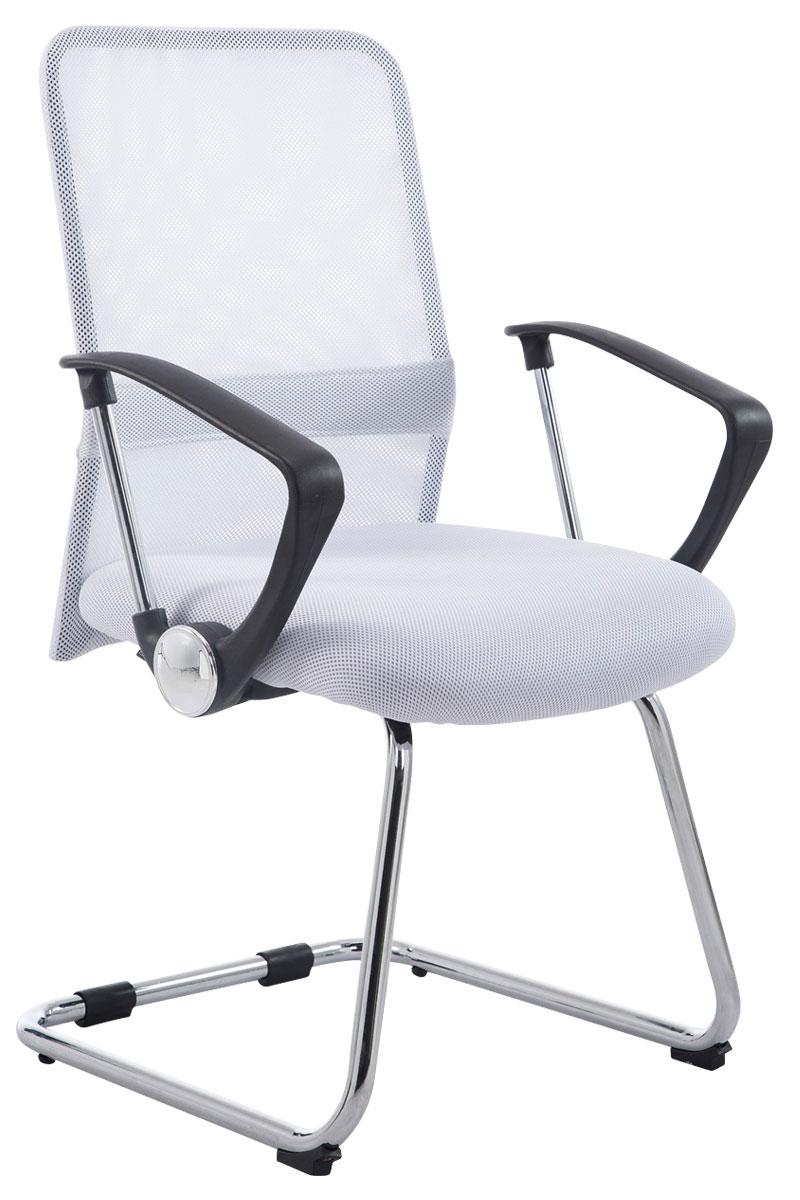Konferenční židle Brad oranžová