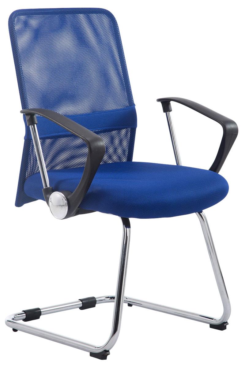 Konferenční židle Brad modrá