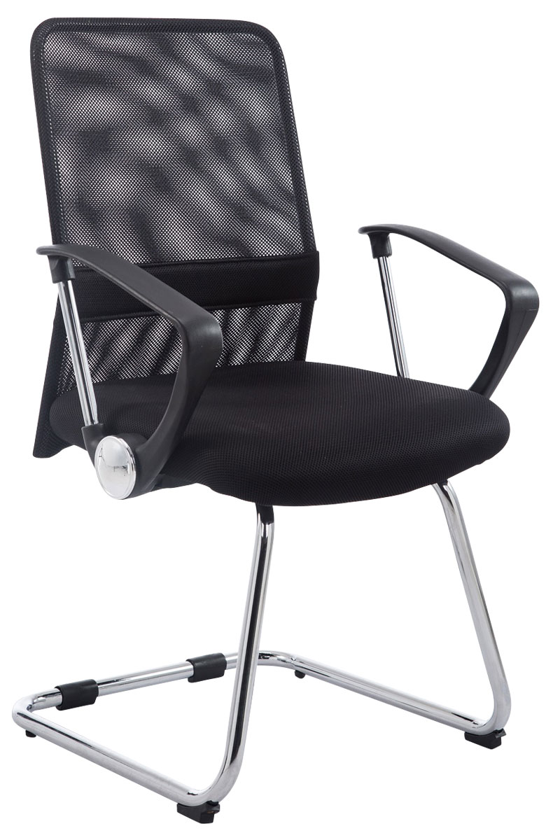 Konferenční židle Brad černá