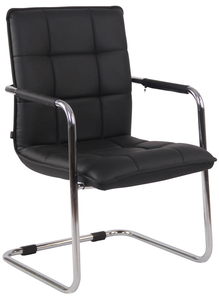 Konferenční židle Gandia, černá