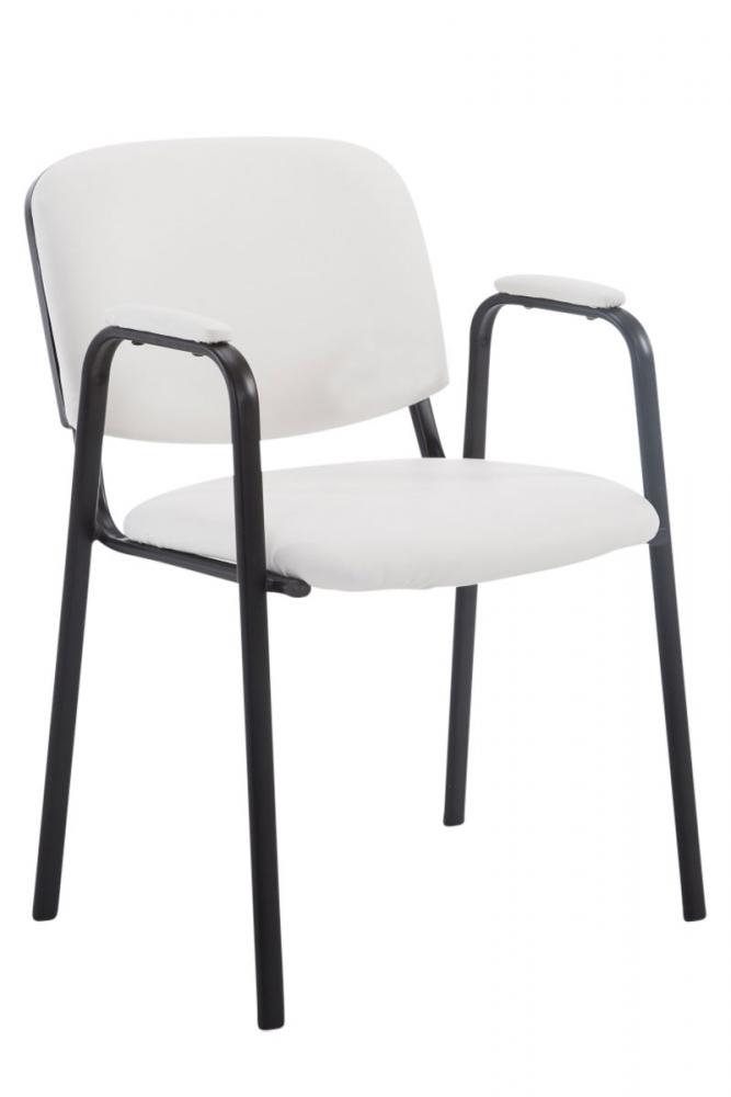 Konferenční židle Ken, bílá