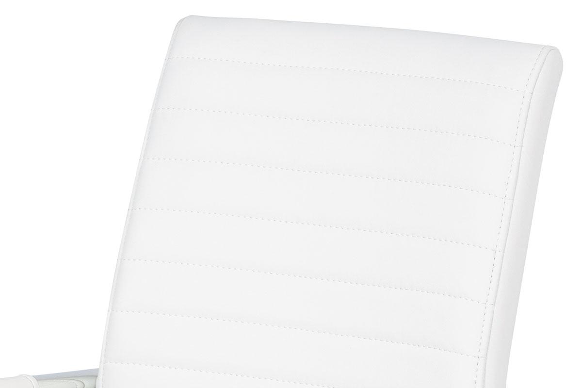 Konferenční židle Libor, bílá