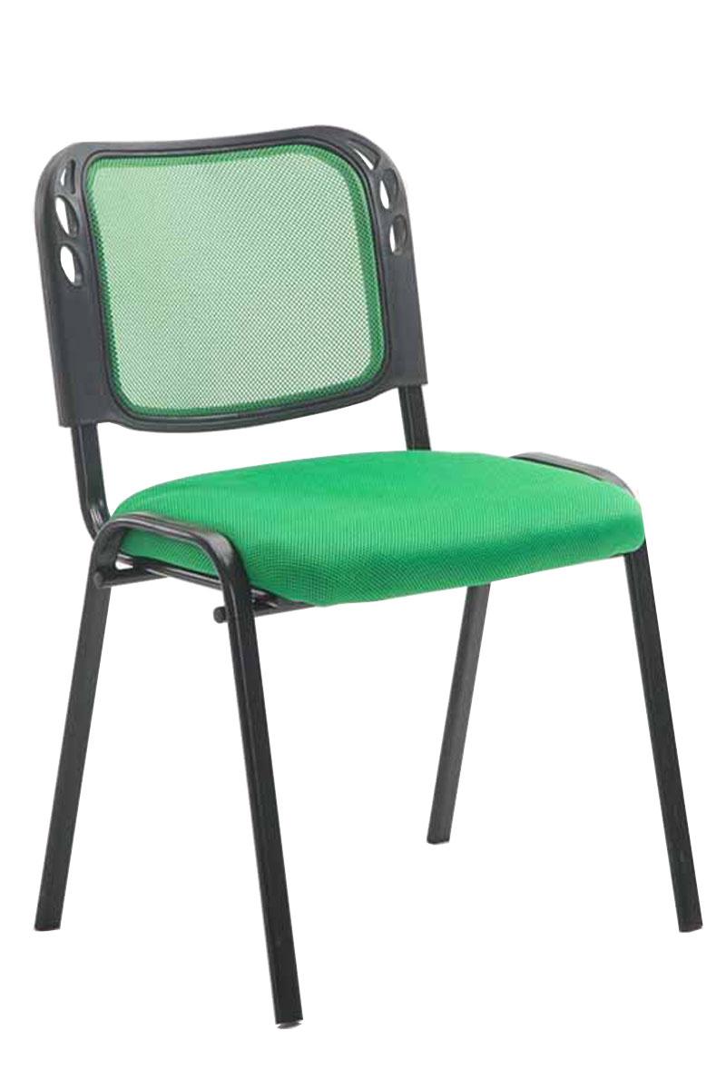 Konferenční židle Michael, zelená
