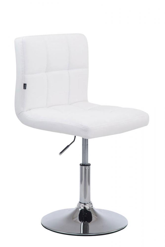 Konferenční židle Palm, bílá