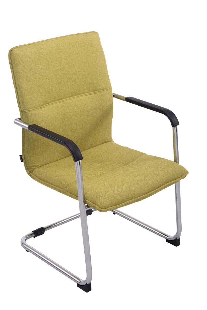 Konferenční židle s područkami Hudson textil