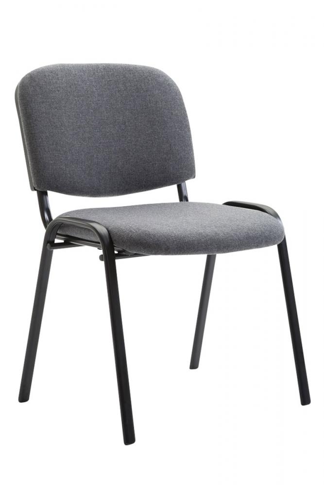 Konferenční židle Silan, šedá