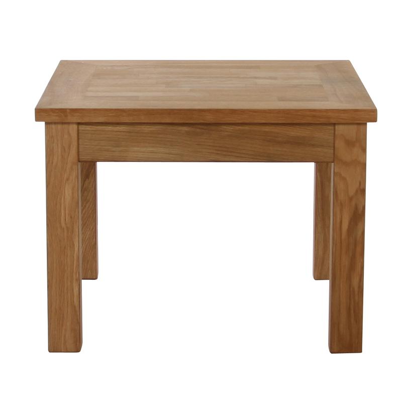 Konferenčný / nočný stolík Melvin, 60 cm, dub
