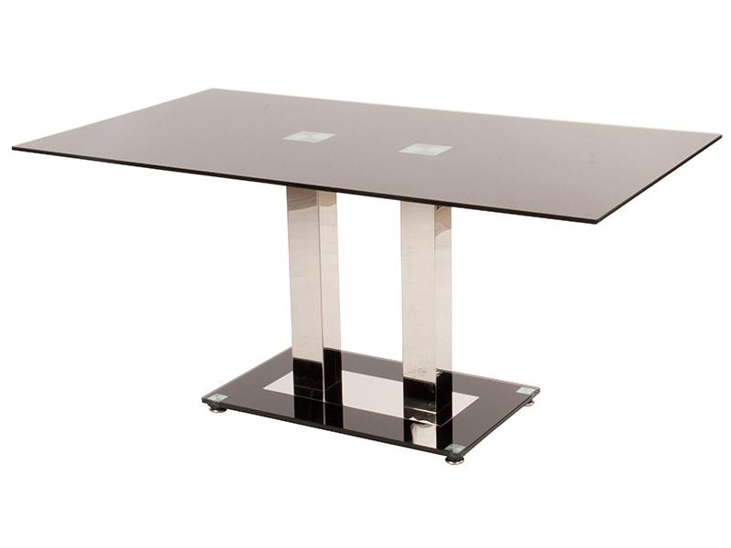 Konferenčný stolík Pixie, 120 cm , čierna