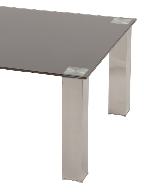 Konferen n stol k sklenen milano 130 cm design outlet for Outlet design milano