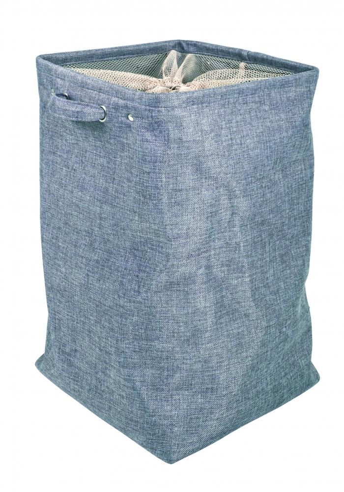 Koš na prádlo Landry, 56 cm, šedá