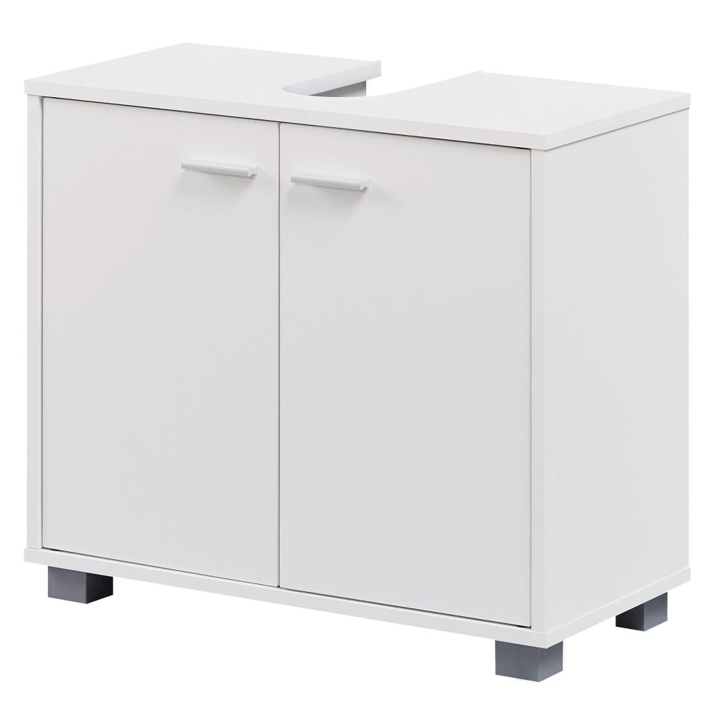 Koupelnová skříňka Edda, 60 cm, bílá