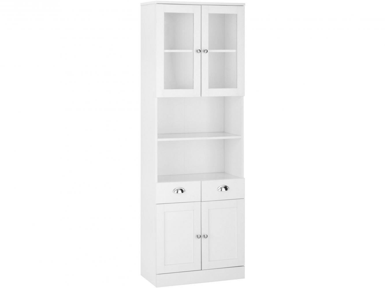 Koupelnová skříňka Kiley II., 180 cm, bílá
