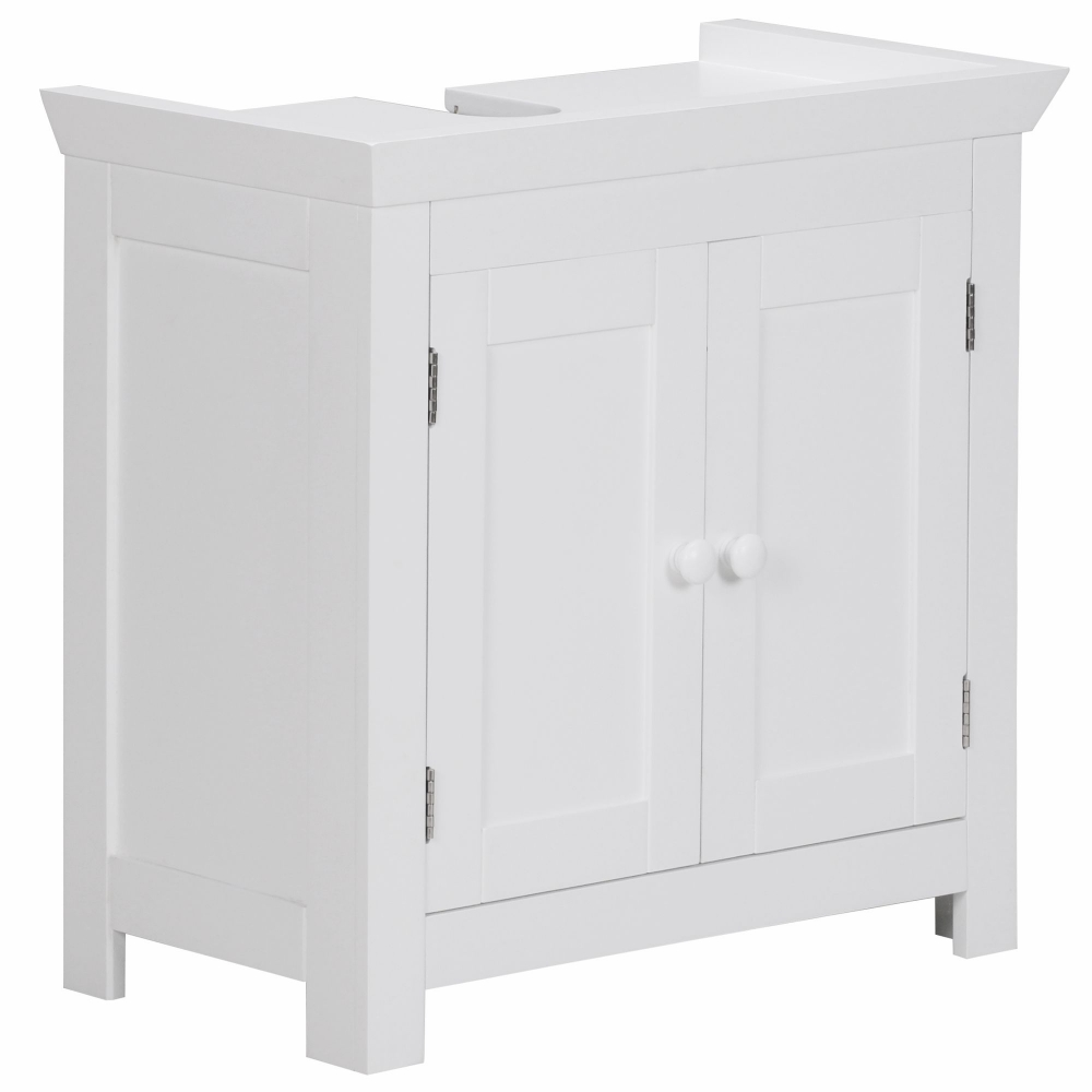 Koupelnová skříňka Mira, 57 cm, bílá
