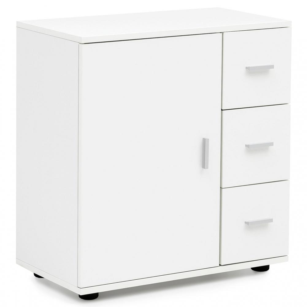 Koupelnová skříňka Nena, 65 cm, bílá