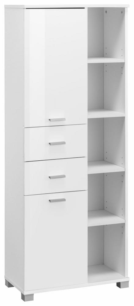 Koupelnová skříňka Ronda, 150 cm, bílá