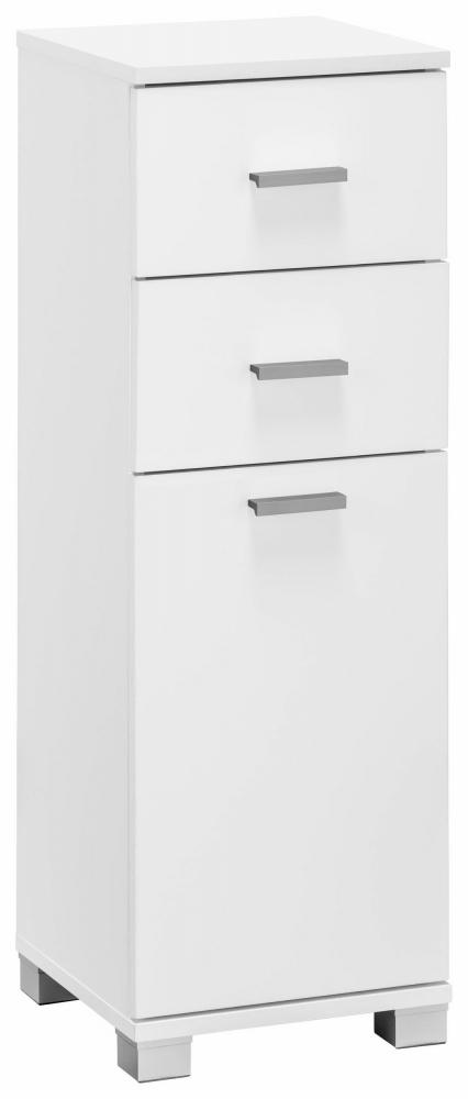 Koupelnová skříňka Ronda II., 90 cm, bílá