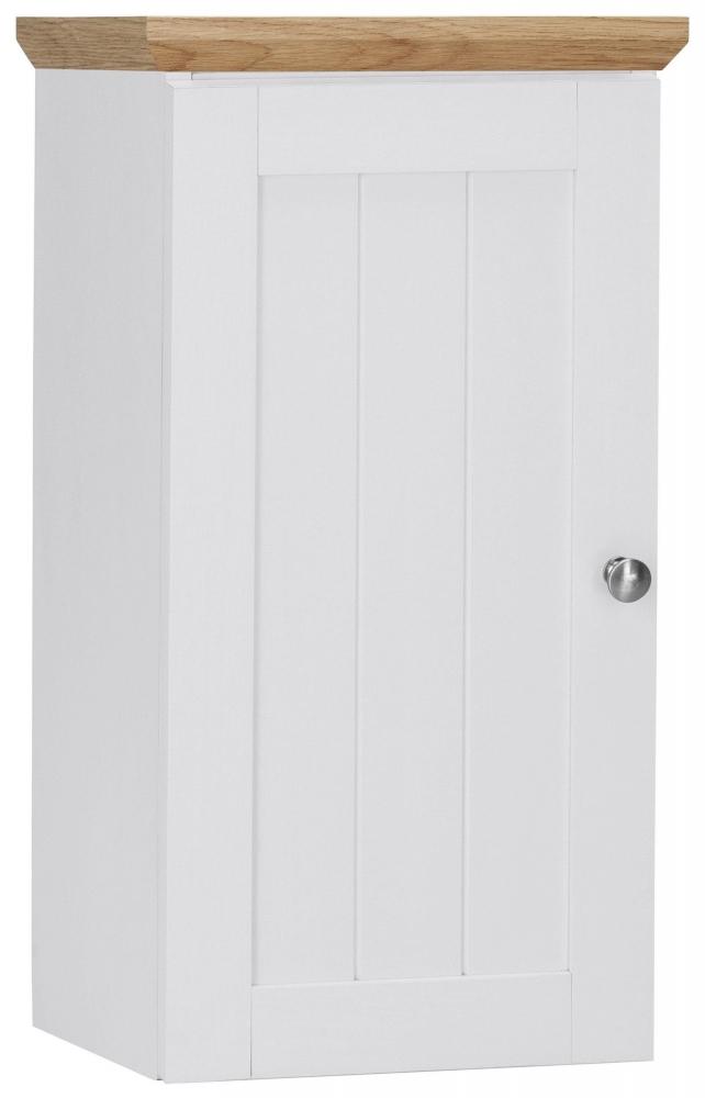 Koupelnová závěsná skříňka Amigo, 60 cm, bílá