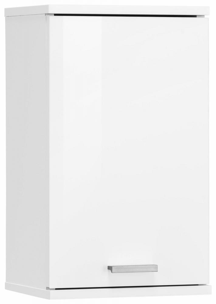 Koupelnová závěsná skříňka Ronda, 50 cm, bílá