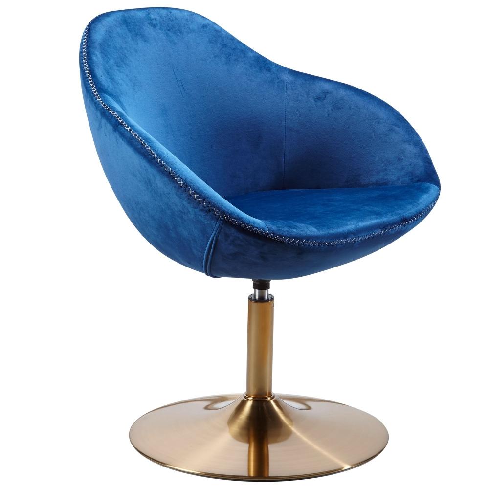Křeslo Civia, modrá