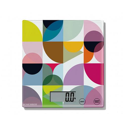 Kuchyňská digitální váha Solena, 18 cm