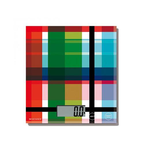 Kuchyňská digitální váha Zigzag, 18 cm