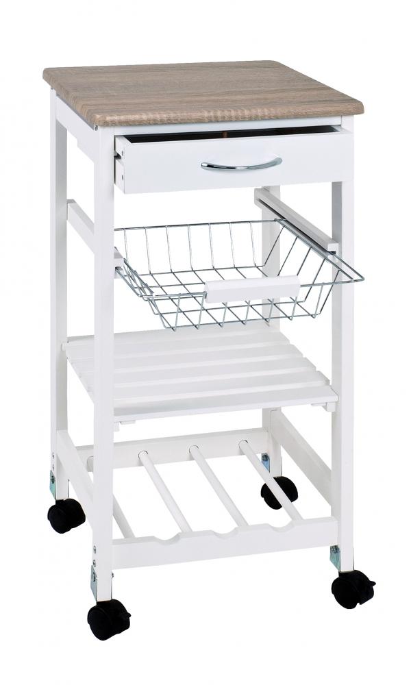 Kuchyňský vozík Florian, 76 cm