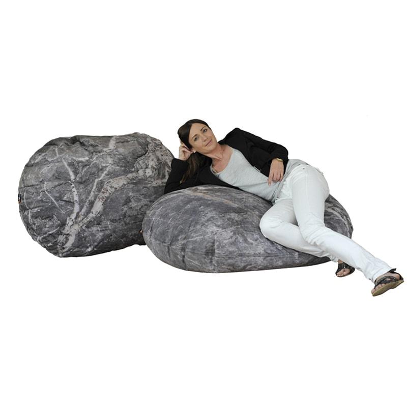 Lavica sofa stone 120 cm sedacie vaky for Sofa exterior 120 cm