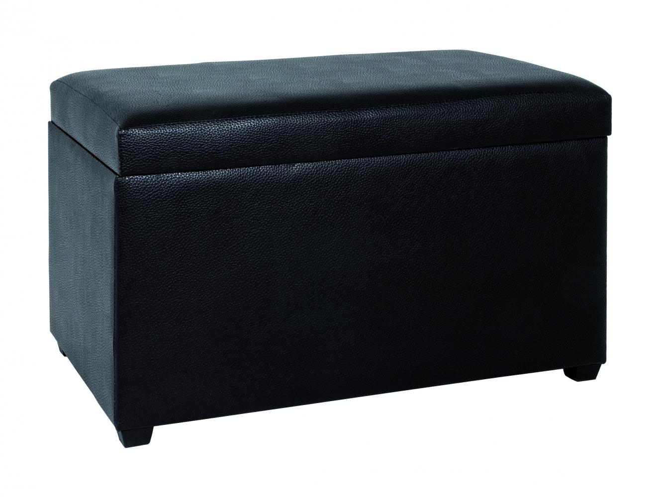 Lavice Josephine, 65 cm, černá